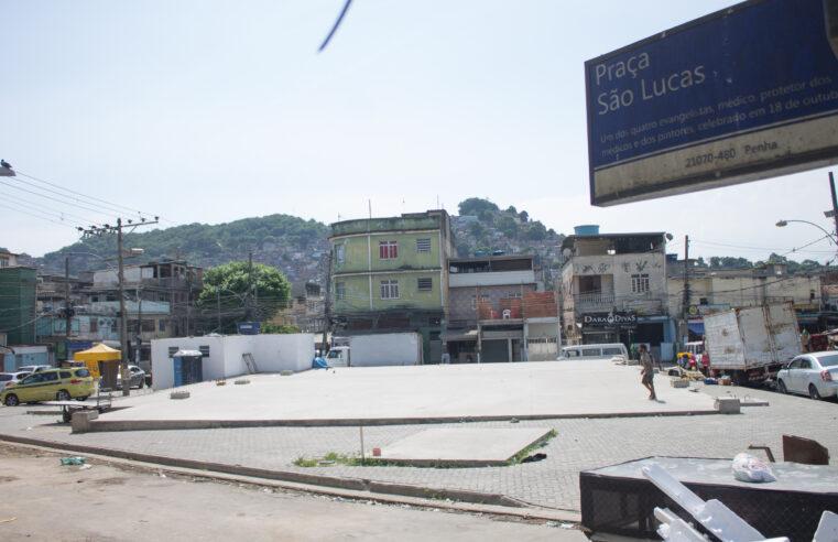 Promessas não cumpridas: onde está a Praça São Lucas?