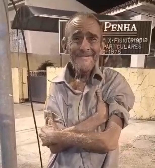 Com ajuda de moradores da região, senhor desaparecido do Alemão é encontrado na Penha