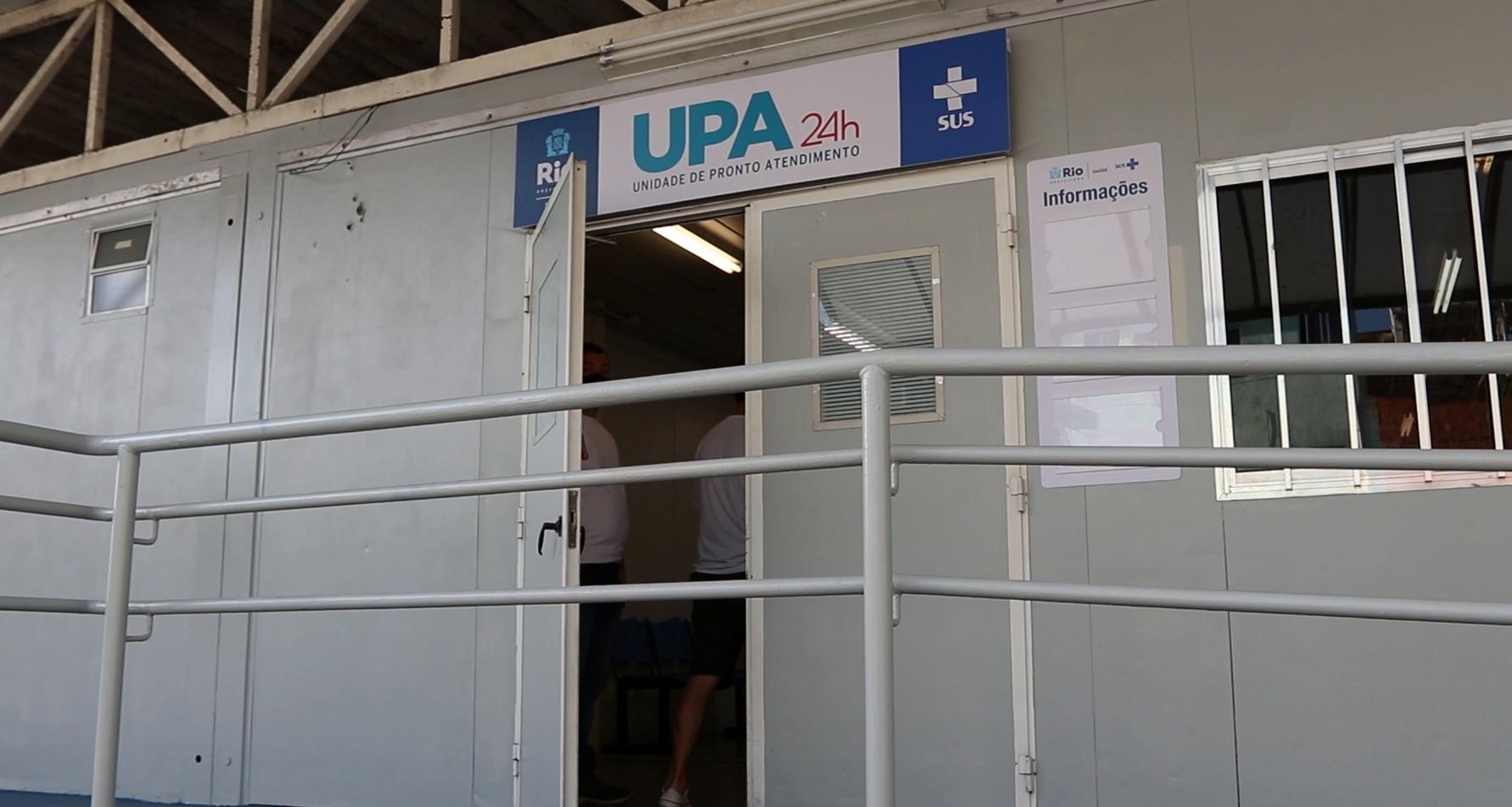 UPA de Manguinhos volta a funcionar após 3 meses fechada