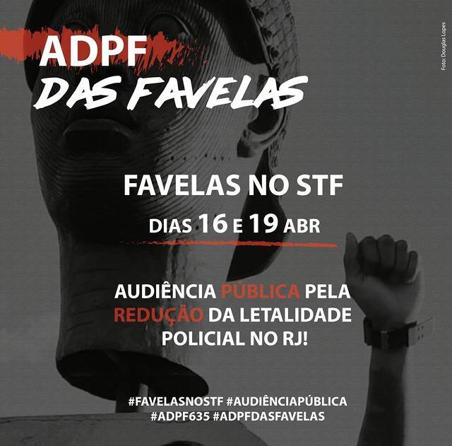 ADPF das Favelas