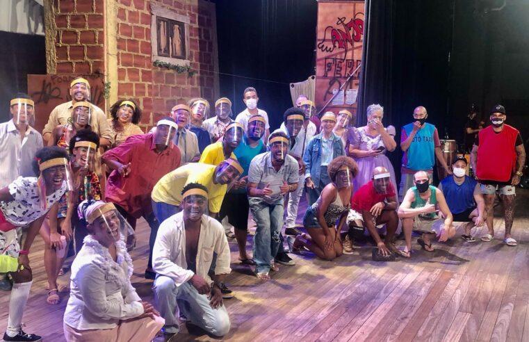 Com participação do criador digital Rony Oliveira, o espetáculo Musical Favela chega em sua segunda edição