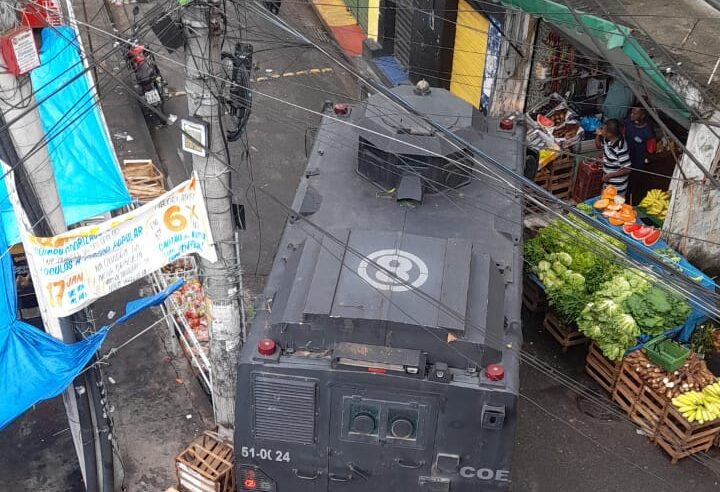 Após três dias de debate no STF, operação policial é marcada por violência no Alemão e na Maré