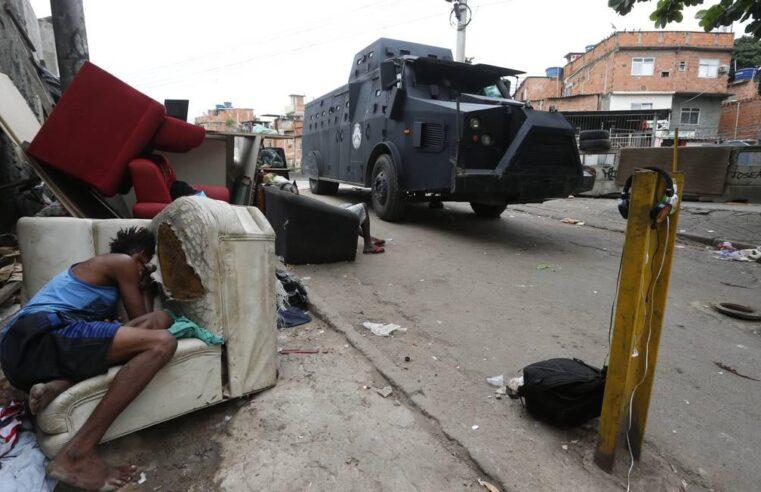 25 pessoas são mortas em chacina no Jacarezinho