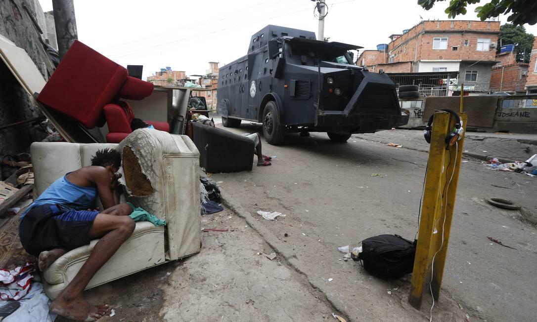 28 pessoas são mortas em chacina no Jacarezinho