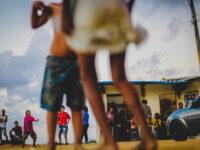 Atividade no Recife do projeto Juventudes nas Cidades, da ONG Fase, em 2019 - Yane Mendes