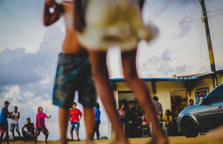 Favela luta para ser reconhecida como humana, para então falar em direitos humanos