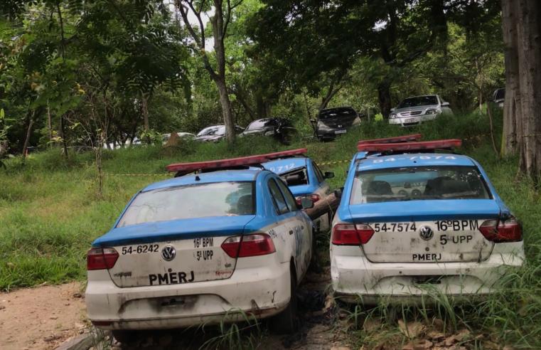 Abandonado há mais de 10 anos, moradores da Penha lutam pela revitalização do Parque Ary Barroso