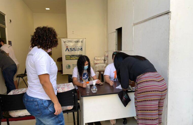 Nesta sexta-feira, iniciativa social entrega novas cestas para as famílias da Maré