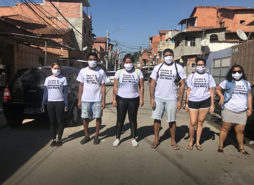 VÍDEO: Eco Maré traz os moradores de favelas para o centro do debate ambiental