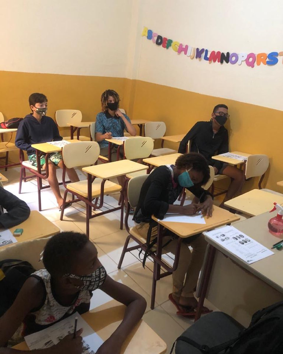 Projeto Mulheres em Ação no Alemão promove atendimento psicológico infantil a moradores da comunidade