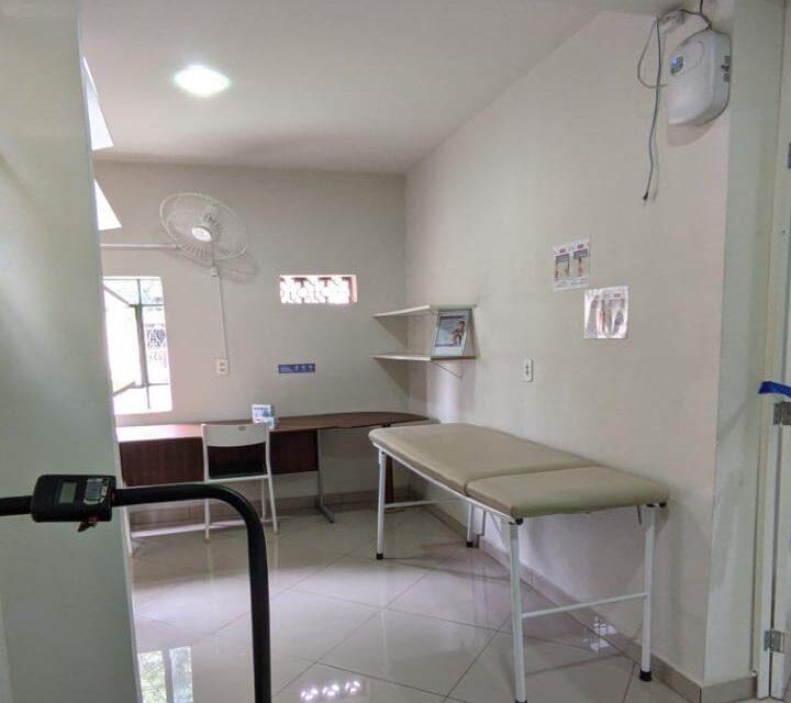 Instituto Movimento & Vida inaugura sala de reabilitação para moradores do Alemão que tiveram Covid-19