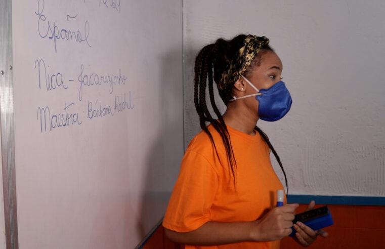 VÍDEO: Projeto NICA promove transformação social pela educação na favela do Jacarezinho