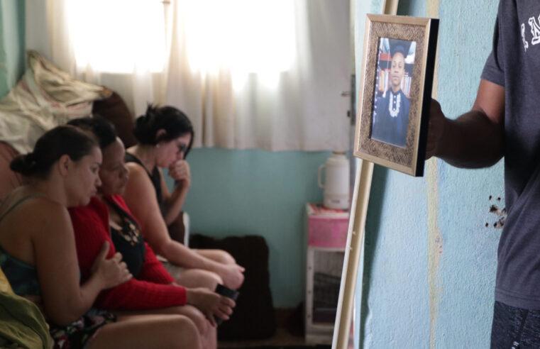 Thiago Santos Conceição - Morro da fé - Penha - 18/062021. Foto: Renato Moura / Voz das Comunidades