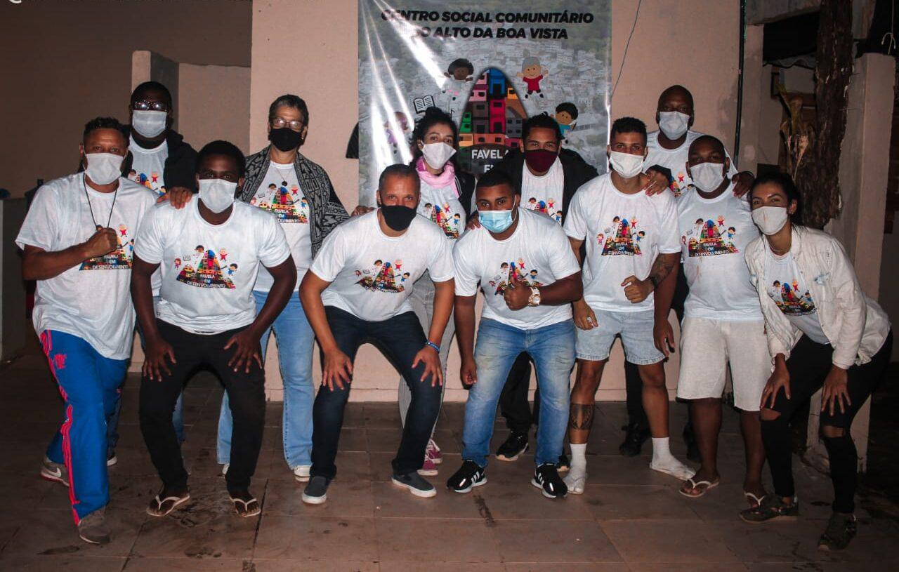 Centro Social Comunitário Favela em Desenvolvimento inicia projeto de educação popular