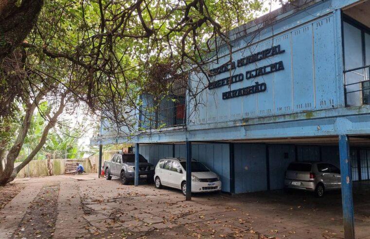 Sem previsão de retorno, E.M Prefeito Djalma Maranhão segue fechada no Morro do Vidigal