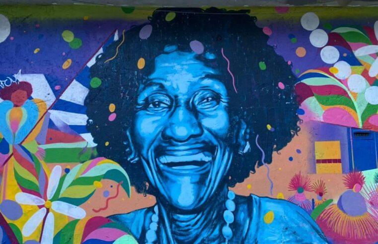 Grafitando em 3D: projeto cultural traz murais artísticos no Morro da Providência