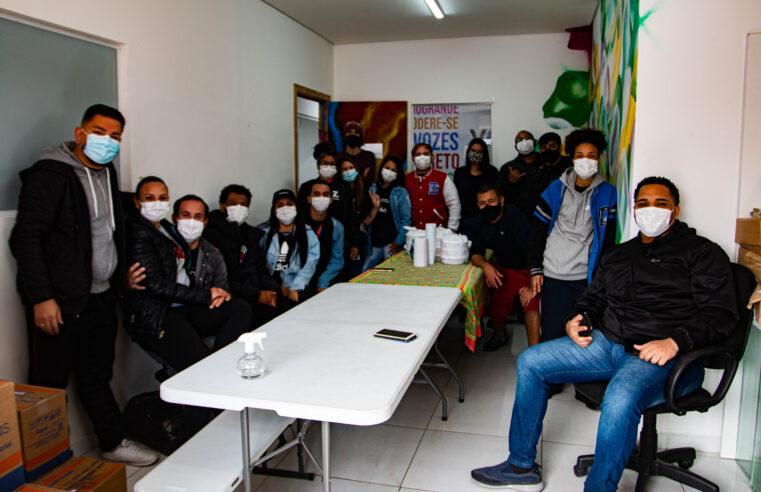 Voz das Comunidades viaja até São Paulo para conhecer a ONG Vozes das Periferias
