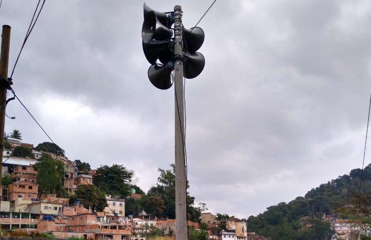 Defesa Civil realizará Simulado de Alerta para Chuvas Fortes em comunidades da Zona Norte do Rio