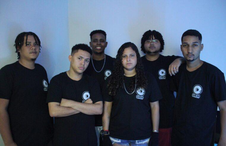 Criada por moradores da Maré, produtora de rap incentiva talentos artísticos na comunidade