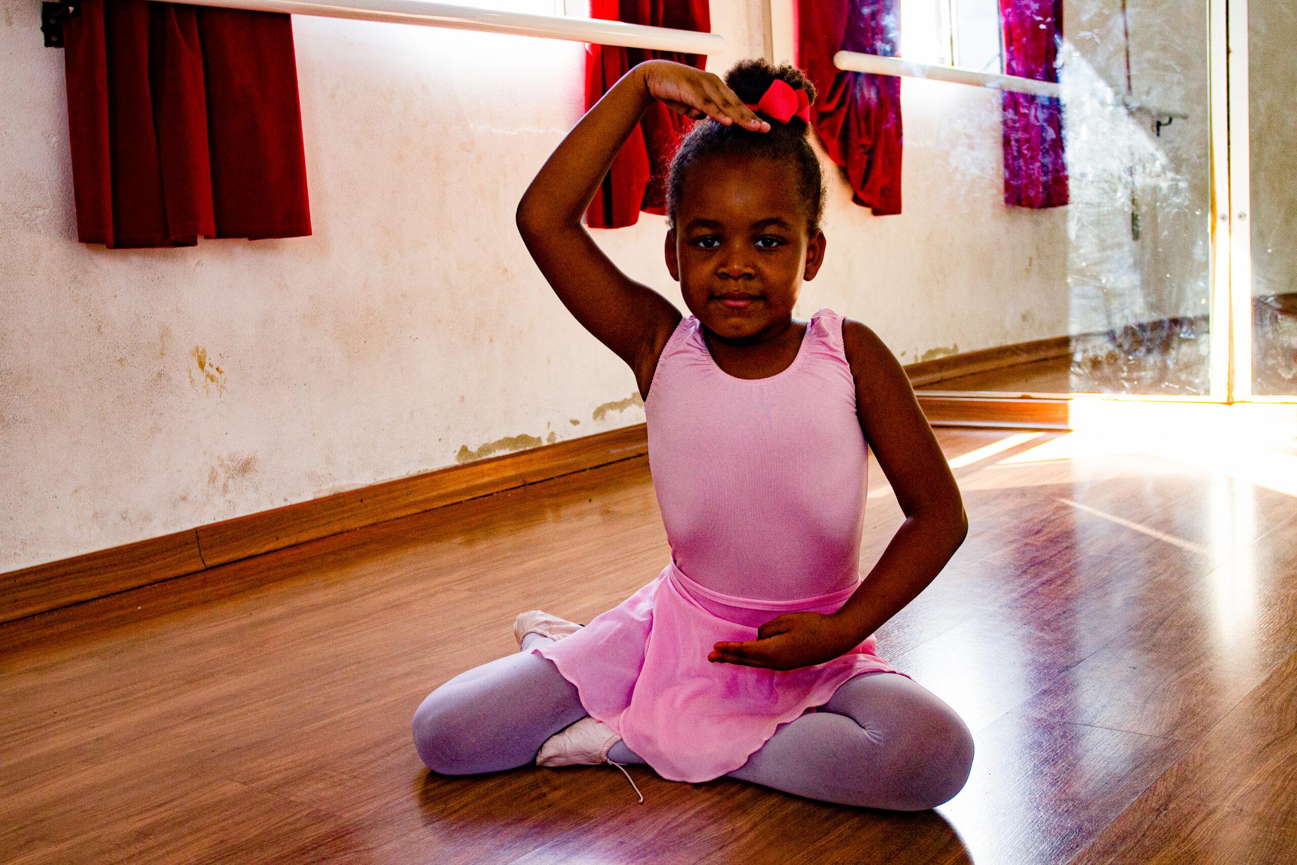 No Complexo da Penha, projeto movimenta e transforma a realidade de crianças e jovens