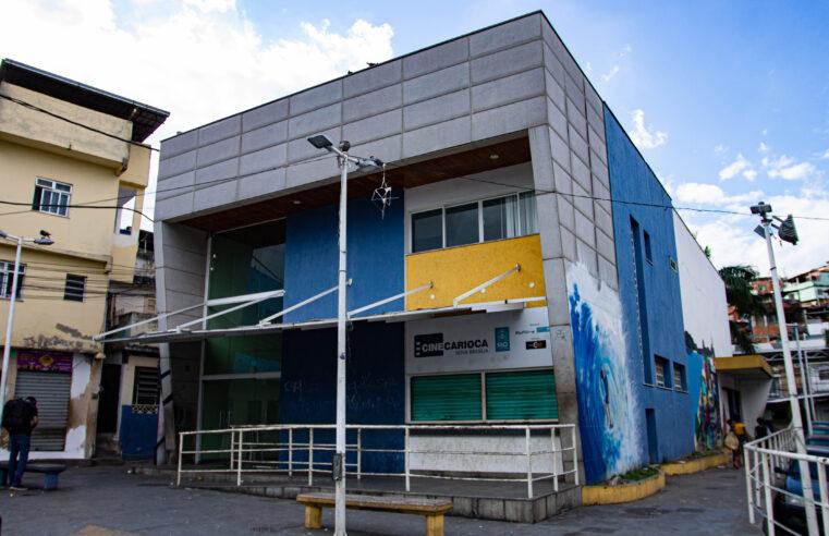 Prefeitura do Rio projeta retorno do CineCarioca Nova Brasília no Alemão