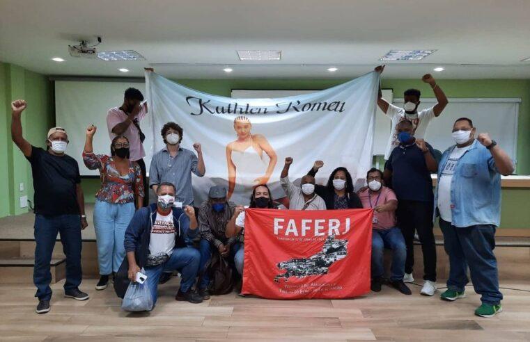 FAFERJ se reúne com Defensoria Pública para discutir sobre ações policiais nas favelas