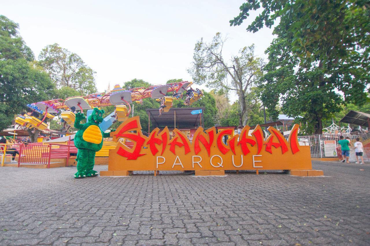 Parque Shanghai na Penha entra para a campanha de agasalho do Voz das Comunidades
