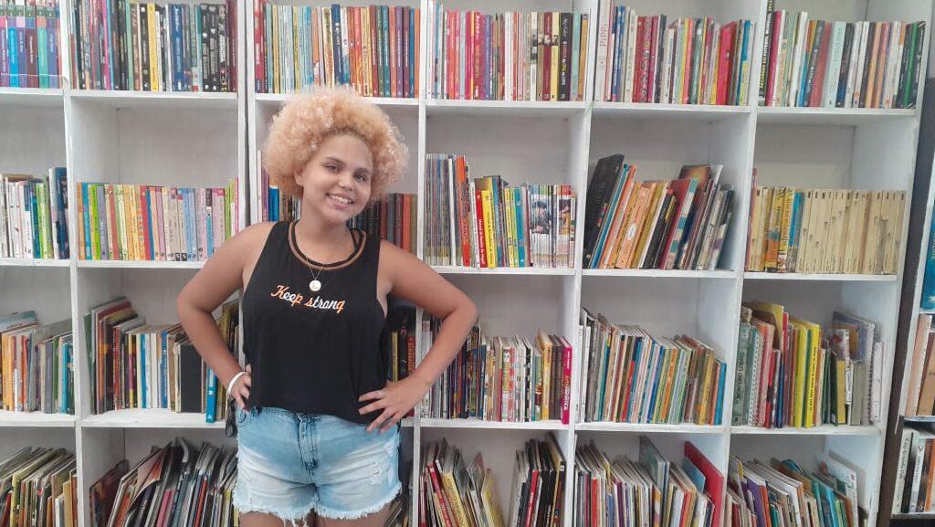 Jovem do Morro dos Tabajaras é finalista no Prêmio Faz Diferença do Jornal o Globo