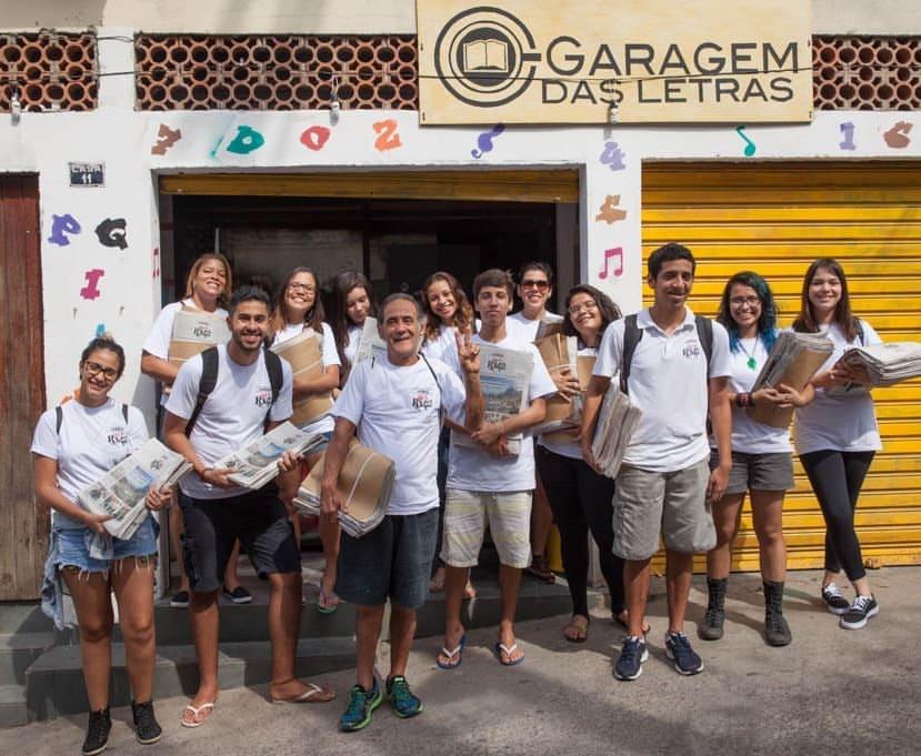 Jornal Fala Roça vai oferecer oficinas de Comunicação Comunitária para moradores da Rocinha