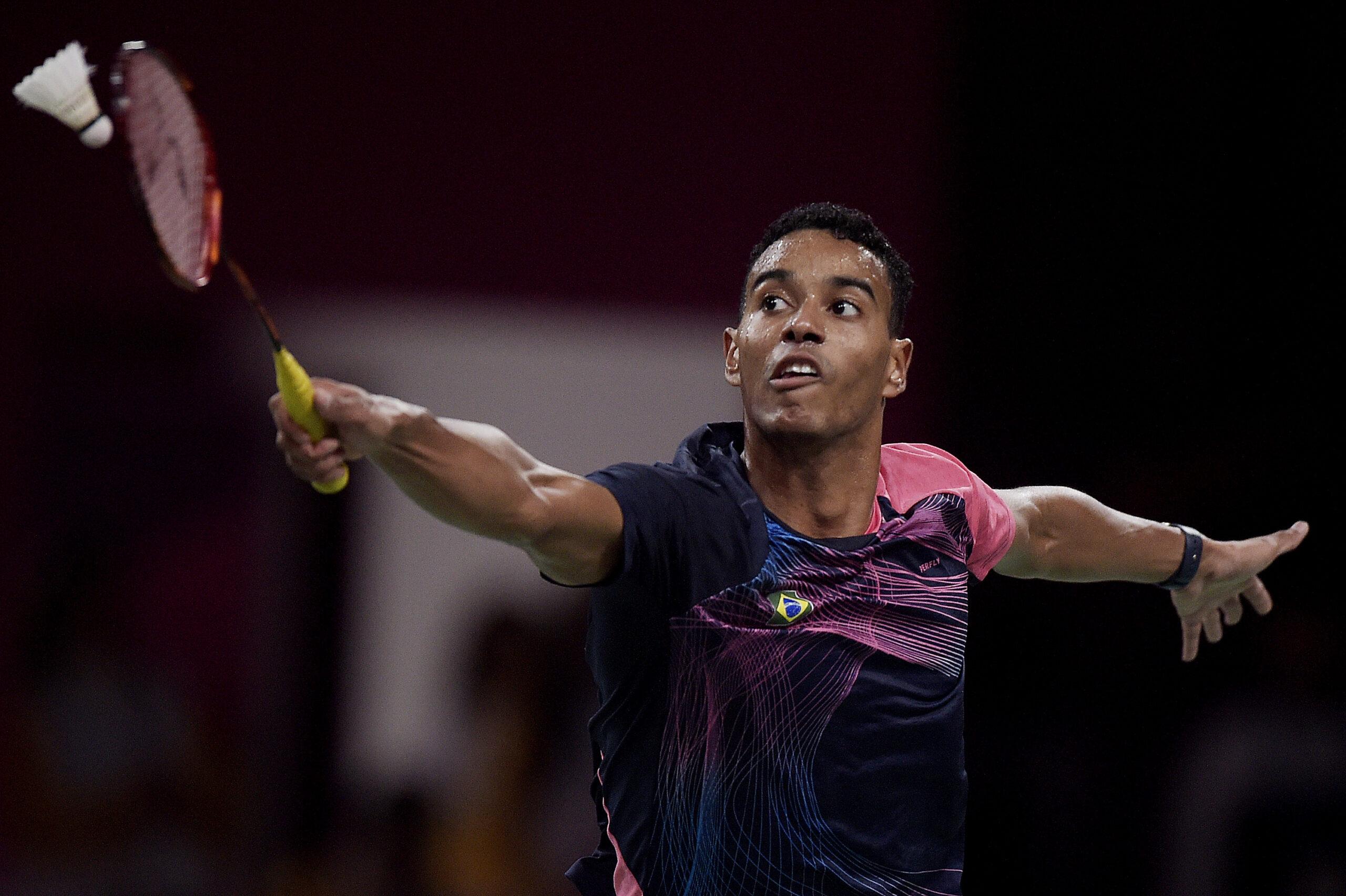 Cria da Chacrinha, Ygor Coelho faz história no Badminton em sua participação nas Olimpíadas