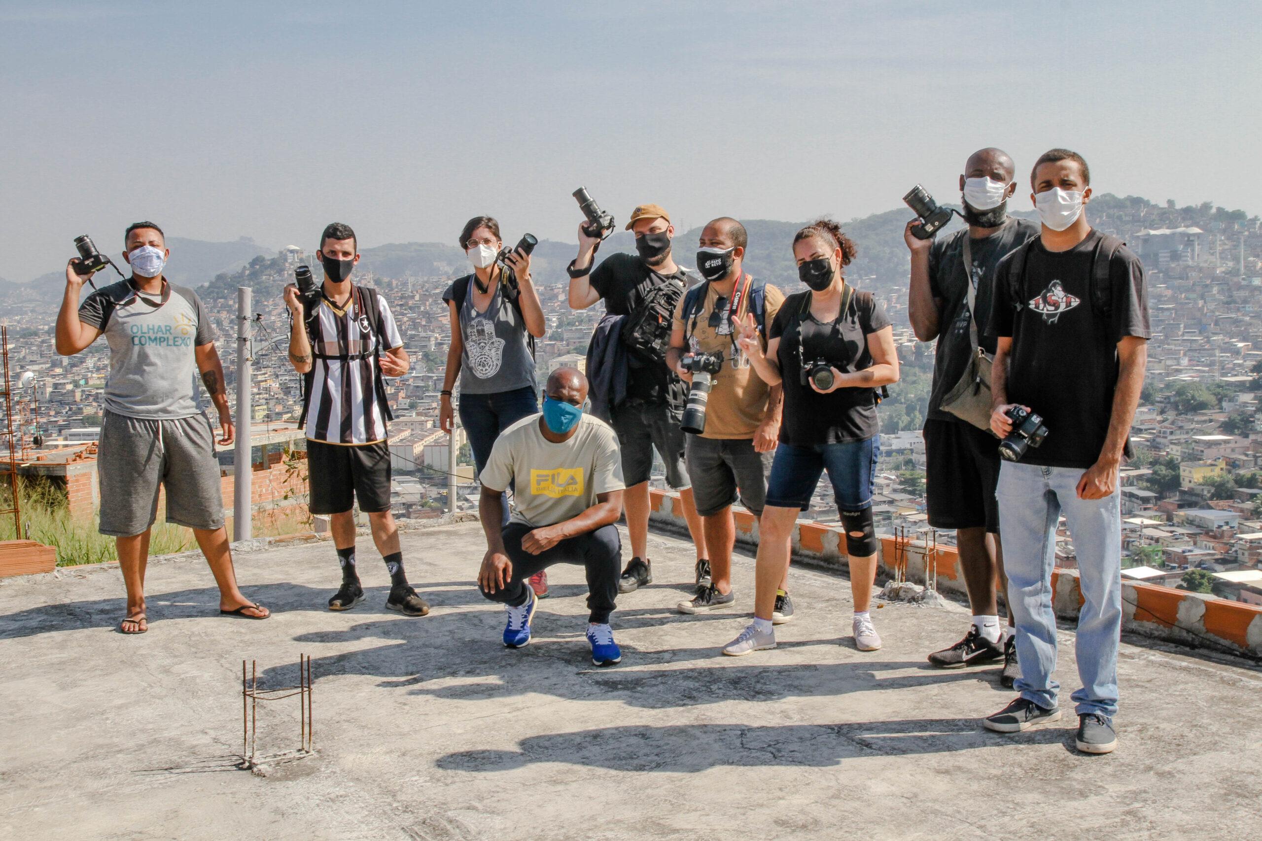 Olhar Complexo retoma atividades com intercâmbio fotográfico