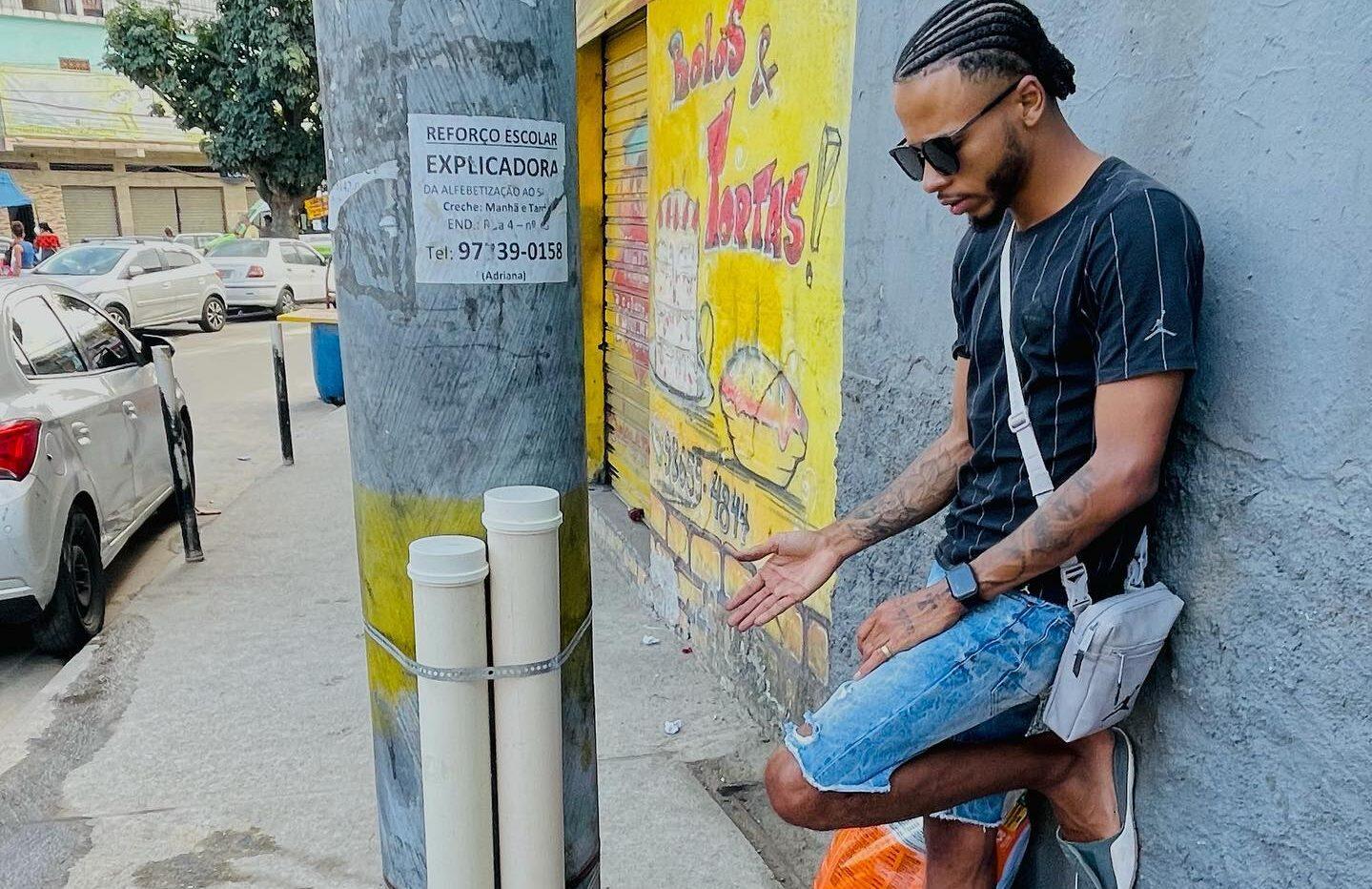 DJ Rennan da Penha promove iniciativa para animais de rua na Penha