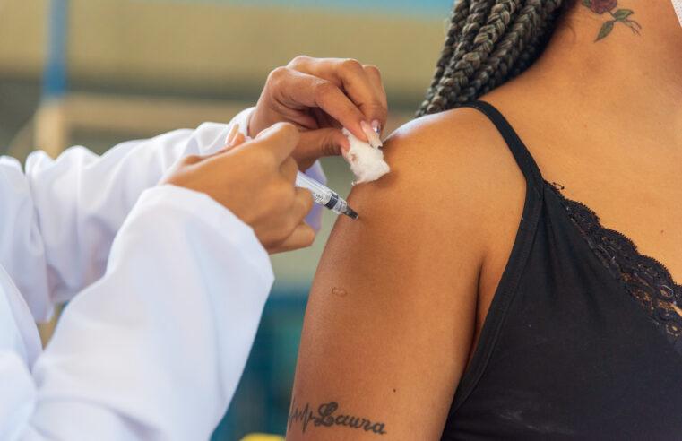 Veja o calendário de vacinação contra a Covid-19 da semana de 16 a 21 de agosto