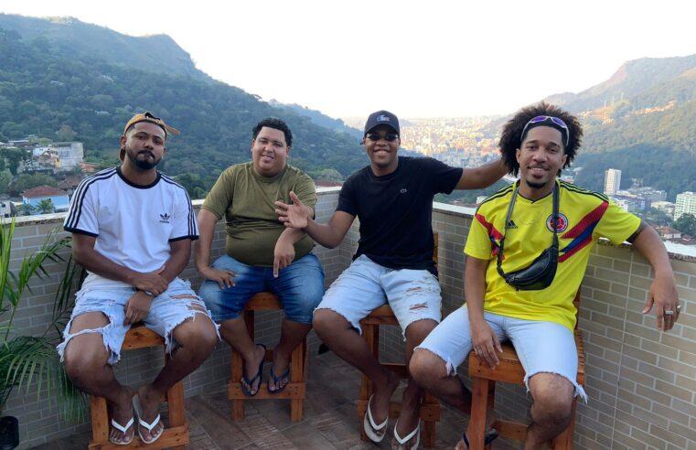 Inspirados no Poesia Acústica, artistas de comunidade lançam o projeto 'Poesia de Favela'