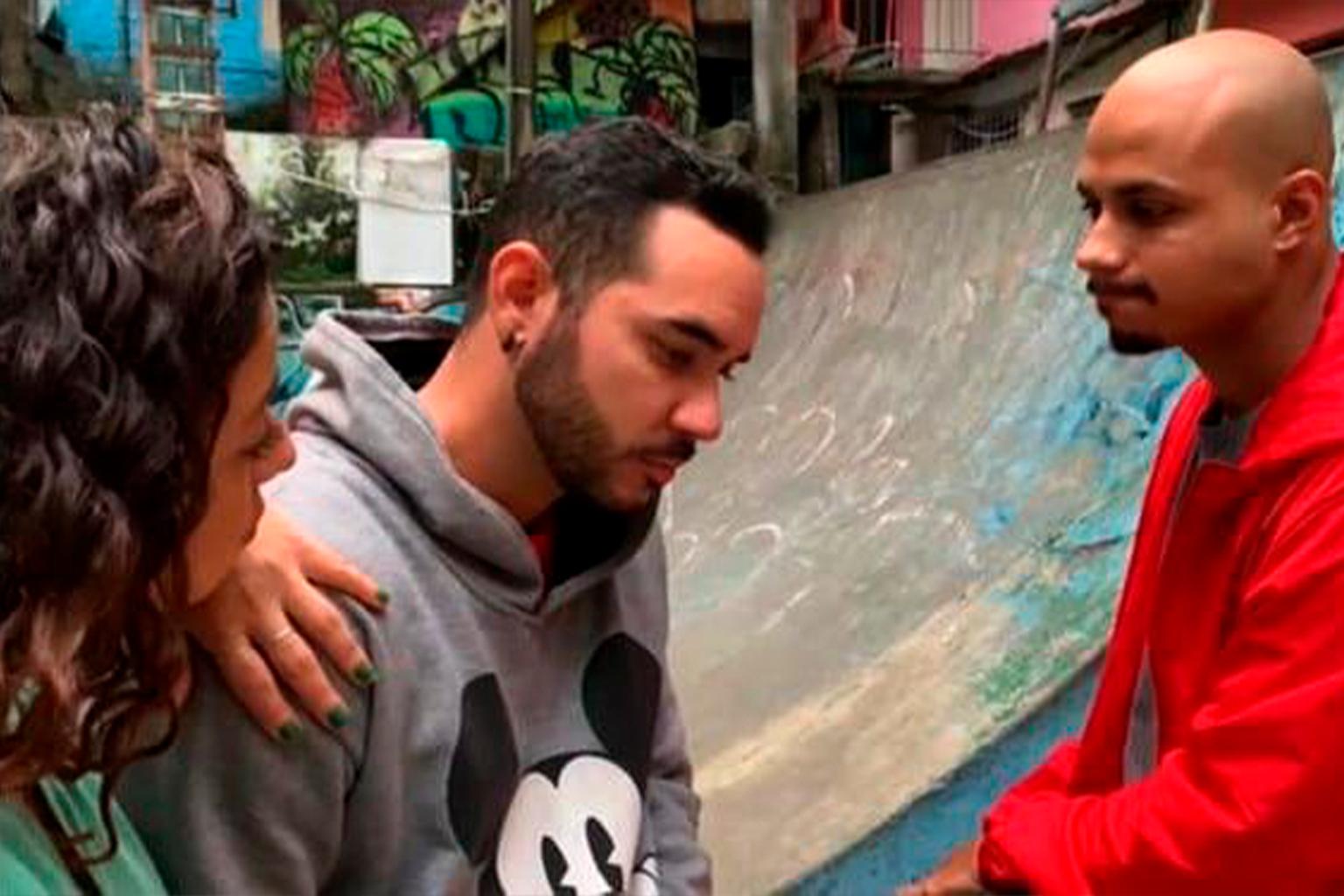Em formato de novela, projeto audiovisual registra o cotidiano da Rocinha