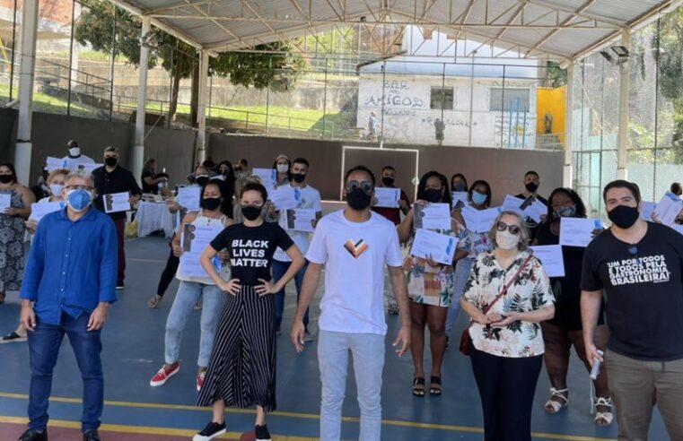 Projeto social do chefe João Diamante gradua nova turma no Complexo do Andaraí
