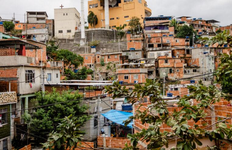 Favelas do Rio têm queda de 55,05% de casos de Covid-19 em uma semana