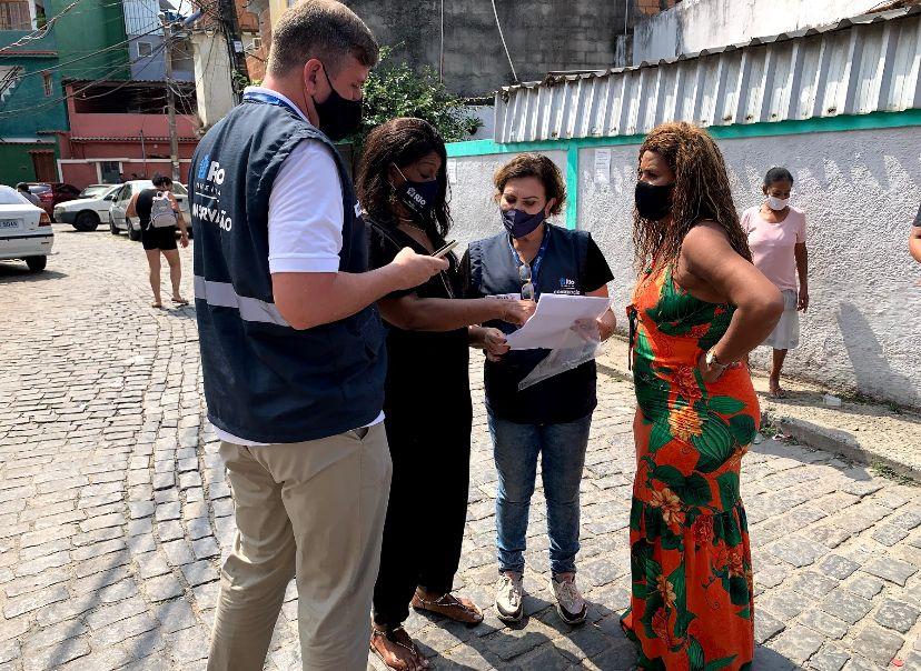 Vila Sapê será a próxima comunidade a ser atendida pelo Favela com Dignidade
