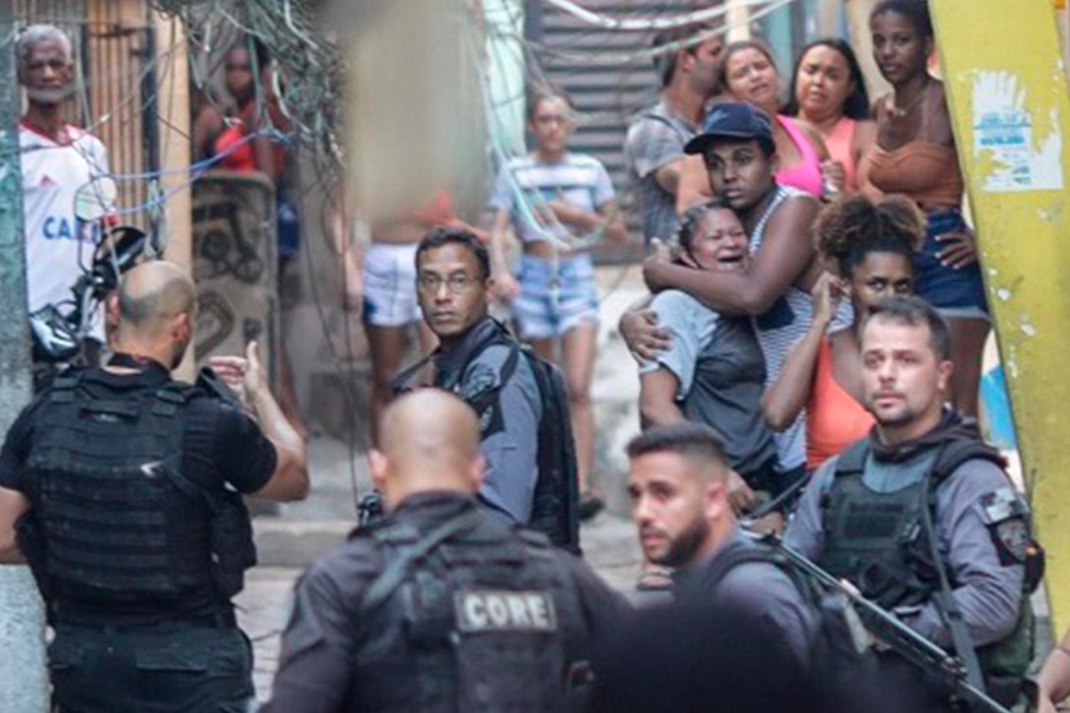 Ação movida no STF pretende obrigar Estado do Rio a instalar câmeras em fardas e viaturas da PM