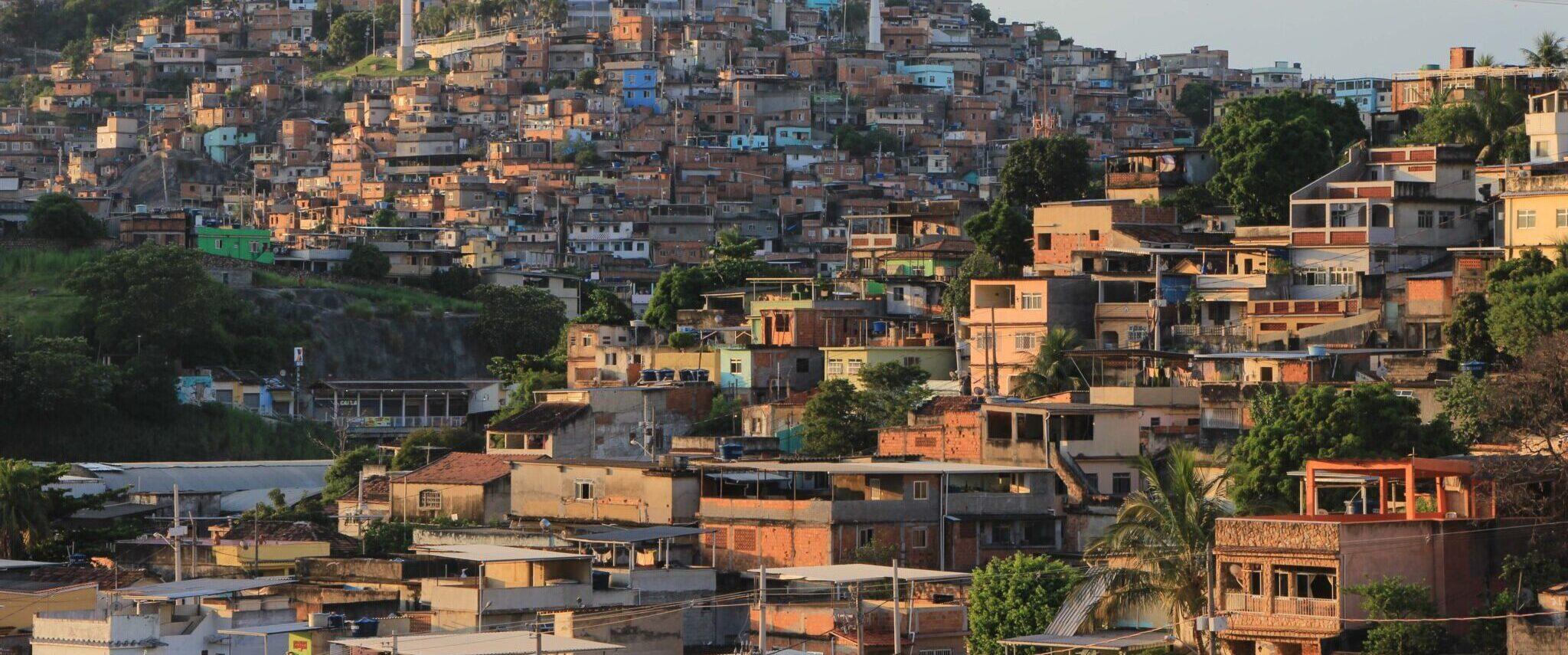 Favelas do Rio têm um novo aumento de  9,37% de casos de Covid-19 em uma semana