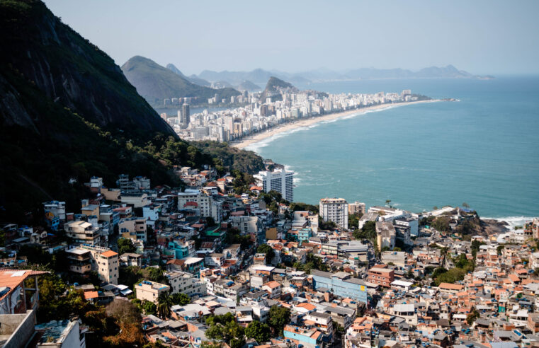 Favelas do Rio têm diminuição de 27,11% de casos de Covid-19 em uma semana