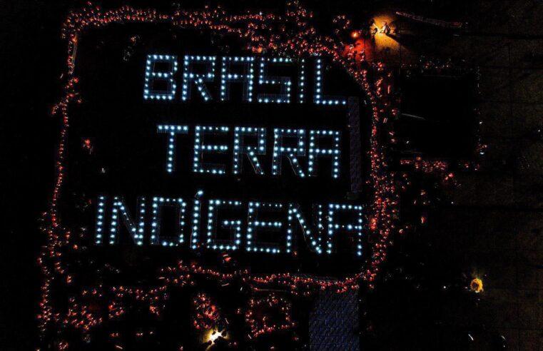 Resistir contra o marco temporal é sinônimo de divulgação para nós, indígenas