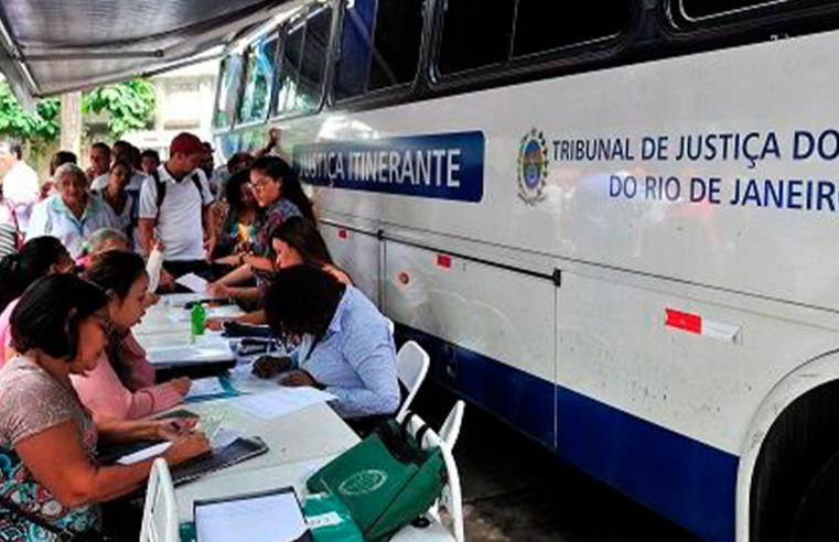 Confira o calendário do ônibus da Justiça Itinerante para Vila Cruzeiro e Alemão