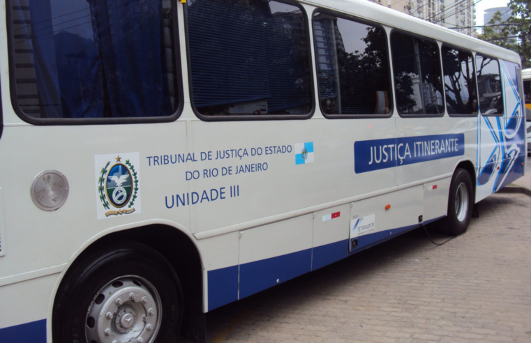 Veja o calendário do ônibus da Justiça Itinerante para favela da Rocinha