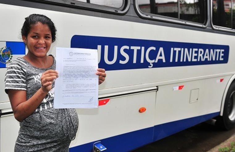 Veja o calendário do ônibus da Justiça itinerante na Maré e Manguinhos
