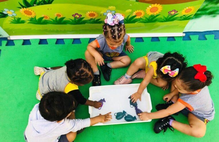 Creche Escola Adulão está com vagas abertas para novos alunos