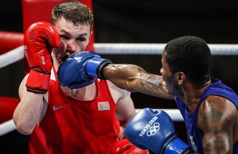 Wanderson de Oliveira garante pódio no Campeonato Mundial Militar de Boxe