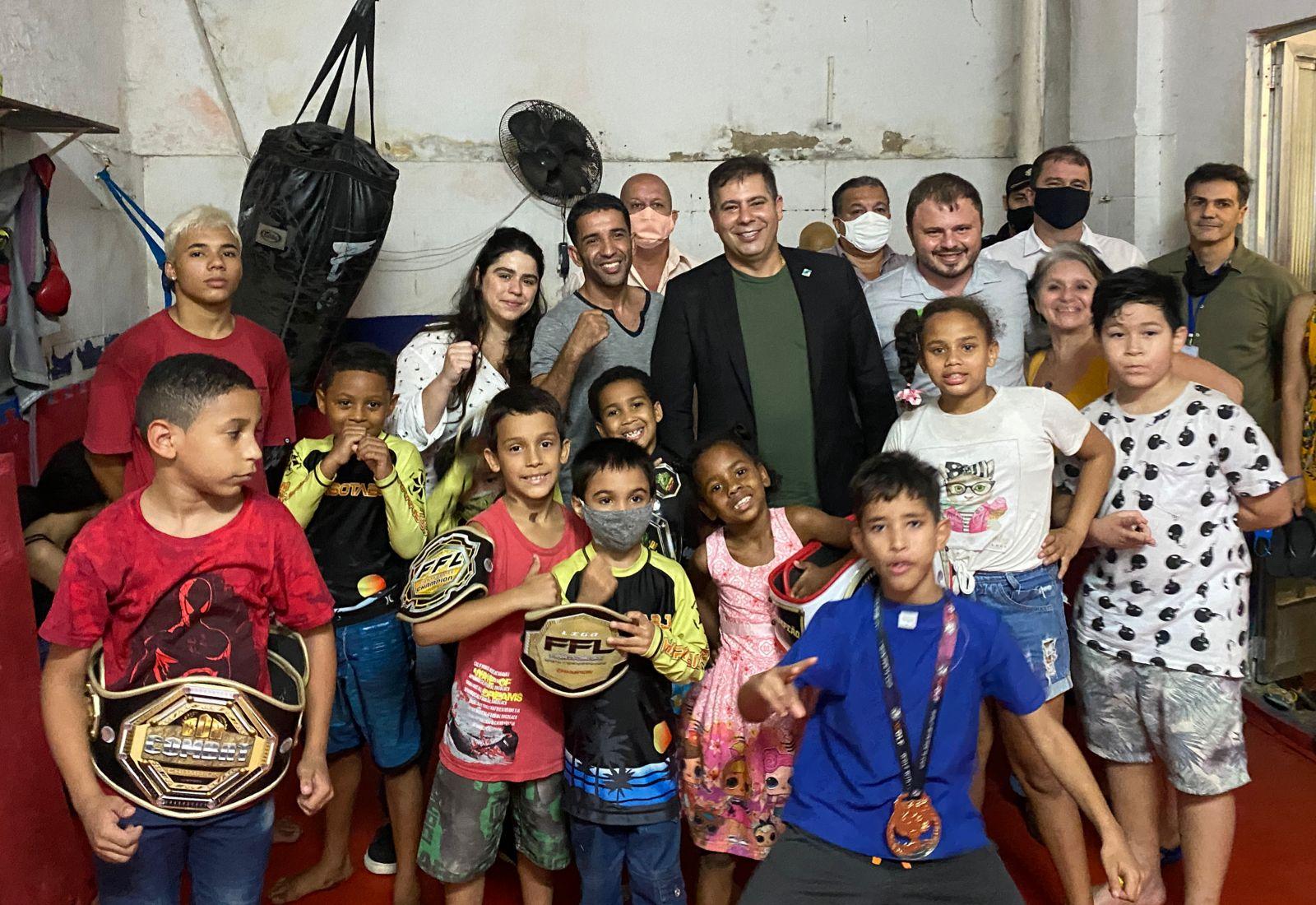 Foto: Governo do Estado do Rio de Janeiro/Divulgação.