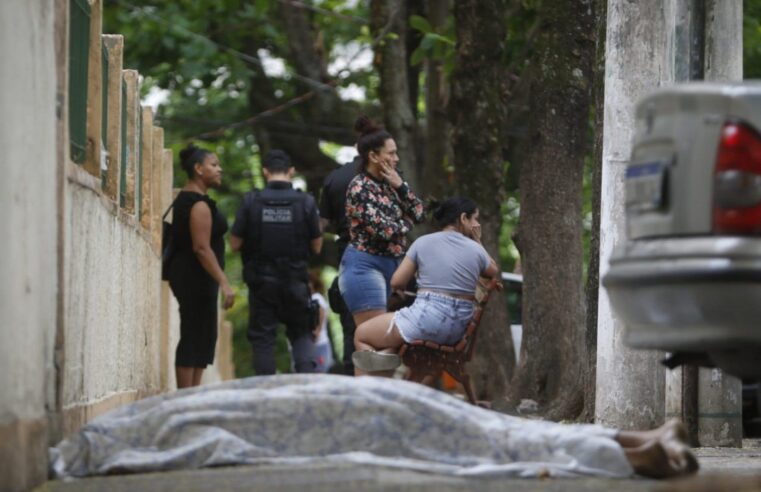 Morador é morto durante operação policial no Morro do Urubu