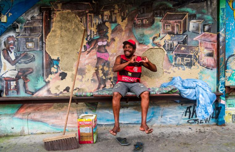 Gabigol: um zelador pelo bem-estar das ruas do Vidigal